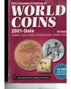 Catalogo monedas mundial 2001-2013 World coins edition 7º