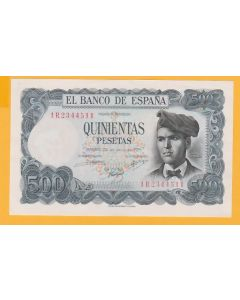 Billete 500 ptas 1971 S/C- a S/C.