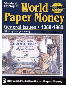 Catalogo del Mundo - World Paper Money 1368-1960 ed11